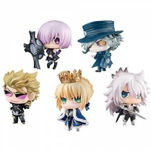 Fate/Grand Order Vol.1 6 Pack BOX [Petit Chara Chimi Mega]