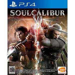 SOULCALIBUR VI - Standard Edition [PS4]