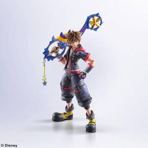 Kingdom Hearts III - Sora Reissue [BRING ARTS / Square Enix]