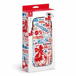 Nintendo Switch carrying case Super Mario Original Travel Design Edition [Switch]