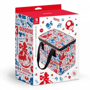Nintendo Switch All in Box case Super Mario Original Travel Design Edition [Switch]
