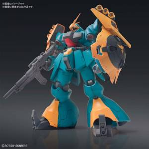 Mobile Suit Gundam: Char's Counterattack - Jagd Doga (Gyunei Guss Unit) Plastic Model [1/100 RE / Bandai]
