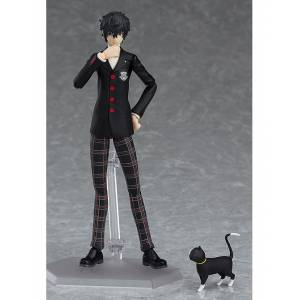 FREE SHIPPING - Persona 5 - Hero Limited Edition [Figma EX-050]