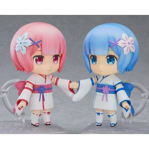 Re:ZERO -Starting Life in Another World- Ram & Rem: Childhood Ver. Limited Edition [Nendoroid 942]