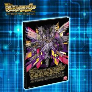 Digital Monster Digimon ART BOOK Ver. PENDULUM Limited Edition [Bandai]