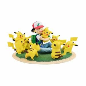 Pokemon - Satoshi / Ash & Pikachu Pikachu ga Ippai Ver. [G.E.M.]