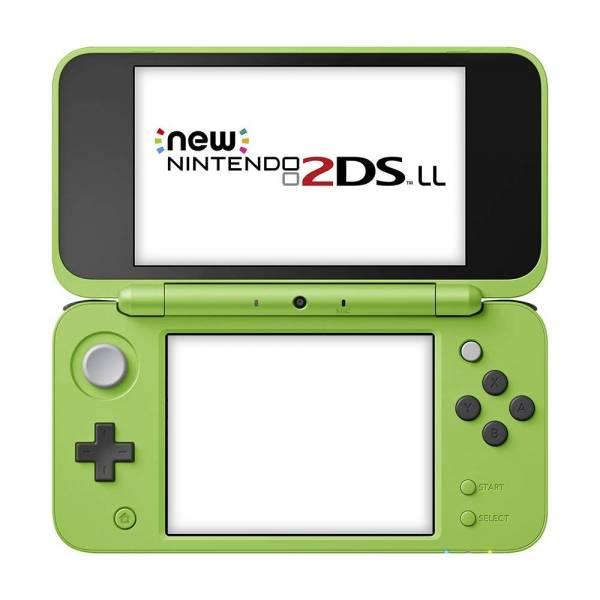 New nintendo 2ds ll xl minecraft creeper edition brand new nin nin game com all japan - List of nintendo ds consoles ...