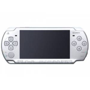 PSP-3000 Mystic Silver [brand new]