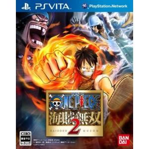One Piece Kaizoku Musou 2 [PSVita]