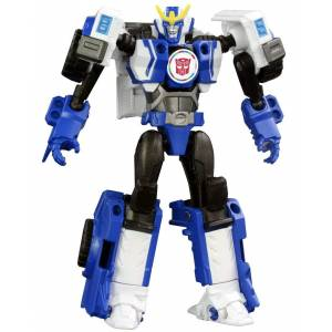 TRANSFORMERS ADVENTURE - TAV52 SAWTOOTH & STRONGARM GEKIRYU ARMOR