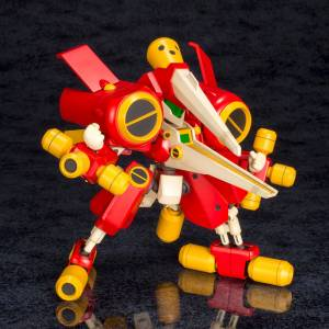 Medarot KBT06-C Arcbeetle-Dash Plastic Model [Kotobukiya]