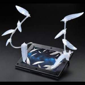 "Gundam Wing Endless Waltz - Extended Effect Unit ""Seraphim Feather"" Limited Edition [1/144 RG / Bandai]"