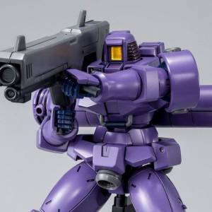 Gundam Wing - OZ-06MS Leo Space Type Plastic Model Limited Edition [1/100 HG / Bandai]