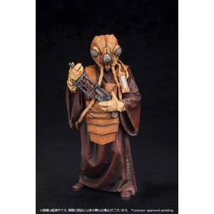 Star Wars The Empire Strikes Back Bounty Hunter Zuckuss [ARTFX+]