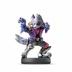 Amiibo Wolf - SUPER SMASH BROS. SERIES [Switch]