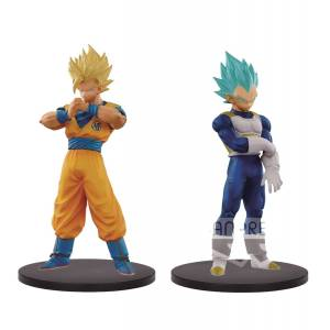 DRAGON BALL SUPER - DXF THE SUPER WARRIORS VOL.5 (SET OF 2)