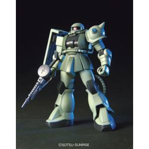 Mobile Suit Gundam - Mass Production Model Zaku Plastic Model [1/144 HGUC / Bandai]