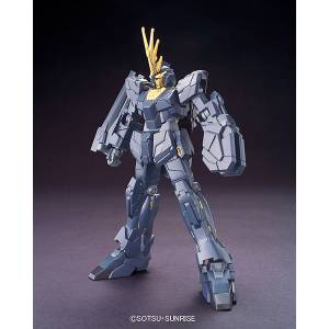 Mobile Suit Gundam Unicorn - Unicorn Gundam 02 Banshee (Unicorn Mode) Plastic Model [1/144 HGUC / Bandai]