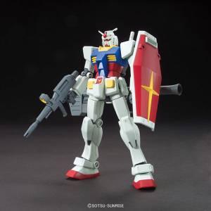 Mobile Suit Gundam - RX-78-2 Gundam Plastic Model [1/144 HGUC / Bandai]