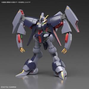 Mobile Suit Zeta Gundam - Byarlant Plastic Model [1/144 HGCE / Bandai]