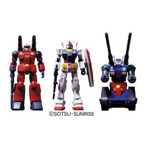 Mobile Suit Gundam - Gundam Operation V Set Plastic Model [1/144 HGCE / Bandai]
