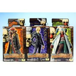 ONE PIECE - THE GRANDLINE MEN VOL.07 SANJI & BUGGY & KID