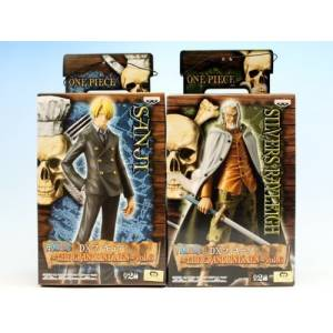 ONE PIECE - THE GRANDLINE MEN VOL.06 SANJI & RAYLEIGH