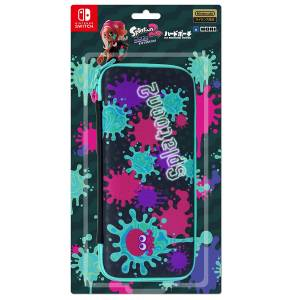 Splatoon 2 - Hard Pouch for Nintendo Switch Otco Ver. [Hori - Switch]
