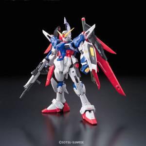 Mobile Suit Gundam SEED Destiny - ZGMF-X42S Destiny Gundam Plastic Model [1/144 RG / Bandai]