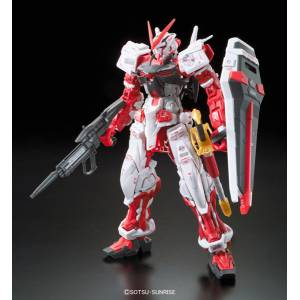 Mobile Suit Gundam SEED Astray - MBF-P02 Gundam Astray Red Frame Plastic Model [1/144 RG / Bandai]