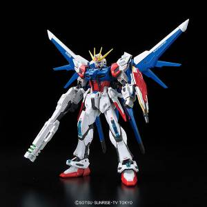 Mobile Build Fighters - GAT-X105B/FP Build Strike Gundam Full Package Plastic Model [1/144 RG / Bandai]