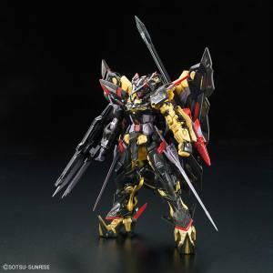 Mobile Suit Gundam SEED Astray - Gundam Astray Gold Frame Amatsu Mina Plastic Model [1/144 RG / Bandai]