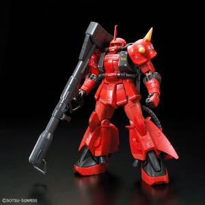 Mobile Suit Gundam MSV - MS-06R-2 Johnny Ridden's Zaku II Plastic Model [1/144 RG / Bandai]