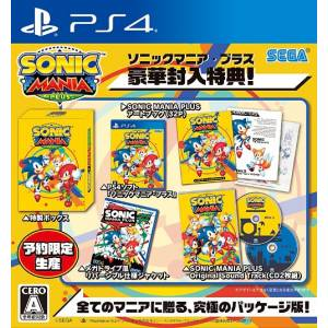 Sonic Mania Plus - First Press Edition [PS4]