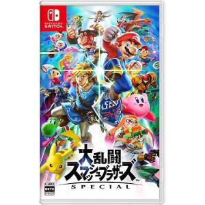 FREE SHIPPING - Super Smash Bros. Ultimate / Smash Brothers SPECIAL (MULTI LANGUAGE)  [Switch]