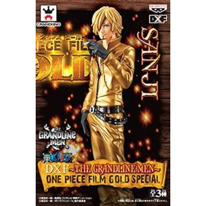 ONE PIECE - THE GRANDLINE MEN - ONE PIECE FILM GOLD SPECIAL SANJI