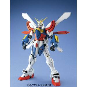 Mobile Fighter G Gundam - GF13-017NJII God Gundam Plastic Model [1/100 MG / Bandai]
