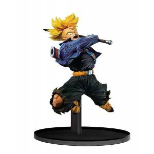 DRAGON BALL Z - BANPRESTO WORLD FIGURE COLOSSEUM VOL.2 SUPER SAIYAN TRUNKS (NORMAL COLOR VER.)