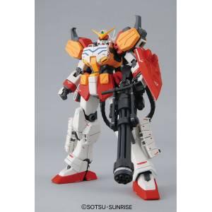 Gundam Wing: Endless Waltz -XXXG-01H Gundam Heavy Arms EW Ver. Plastic Model [1/100 MG / Bandai]