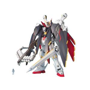 Mobile Suit Crossbone Gundam Crossbone Gundam X-1 Full Cloth Plastic Model [1/100 MG / Bandai]