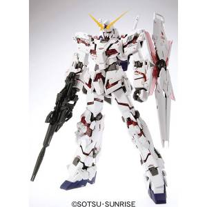 Mobile Suit Gundam Unicorn -Unicorn Gundam Ver. Ka Plastic Model [1/100 MG / Bandai]
