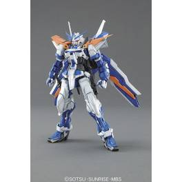 Gundam Seed VS Astray - Gundam Astray Blue Frame Second Revise Plastic Model [1/100 MG / Bandai]