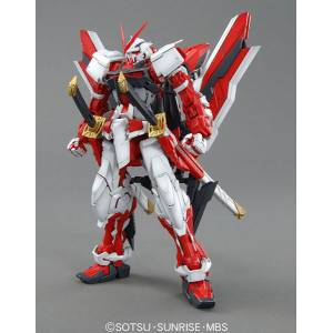 Gundam Seed - Gundam Astray Red Frame Lowe Guele's Customize Mobile Suit MBF-PO2KAI Plastic Model [1/100 MG / Bandai]