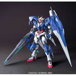 Mobile Suit Gundam 00 (Double O) - OO Gundam Seven Sword /G Plastic Model [1/100 MG / Bandai]