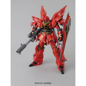 Mobile Suit Gundam Unicorn - Sinanju Plastic Model [1/100 MG / Bandai]