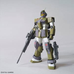 Mobile Suit Zeta Gundam -RGM-79SC GM Sniper Custom Plastic Model [1/100 MG / Bandai]
