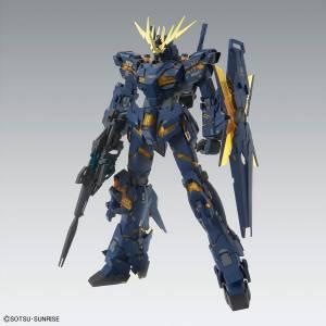 Mobile Suit Gundam Unicorn - Unicorn Gundam 02 Banshee Ver. Ka Plastic Model [1/100 MG / Bandai]