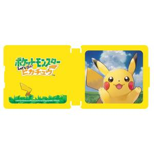 Nintendo Switch Card Pocket x 24 - Pokemon Let's Go! Pikachu [Switch]