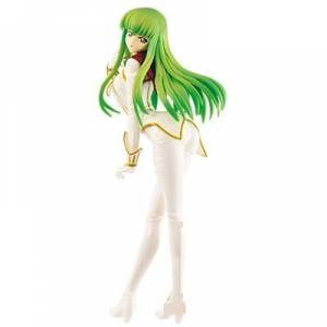 CODE GEASS: LELOUCH OF THE REBELLION - EXQ FIGURE C.C. PILOT SUIT