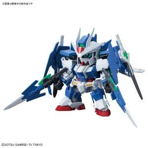 SD Gundam Cross Silhouette Gundam 00 Diver Ace Plastic Model [Bandai]